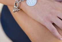 Monogramming & Engraving / Palmetto Moon NOW has a Monogramming and Engraving website! We offer everything from bags and hats to earrings and bracelets!