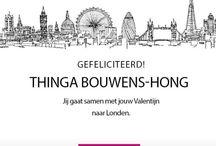 Londen Valentijn / Trip met mijn Valentijn - tips - places to be  Pastelhouses in Notting Hill Shoppingmall: Harrolds