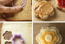 Kids Lunches / by Erin Hughs