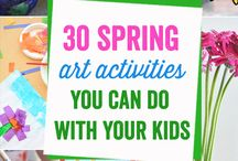 spring Time Activities