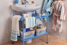 οργανωση μπάνιο