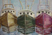 Fisher's Art / A collection of my artwork in oil and acrylic medium