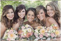 Bridesmaid dresses / Esther wedding