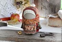 russian doll - hand made