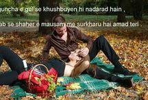 #urdu shayari mirza ghalib