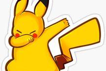 Pikachu / fond d'écran