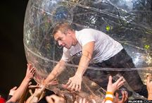 Diplo! ♥ (&Major Lazer) / This guy knows how to free the universe...