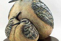 Gourd Art / by Susan Swanson
