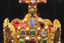 Royal and Imperial SCHATZ / treasures from the Schatzkammer and other collections of the princely, archdukely and Imperial Roman empire gold and gems