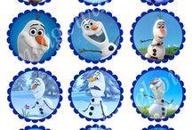 Elsa-Cupcakes-printabe