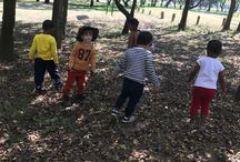 Nature with children