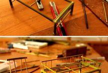 Bamboo mini diy