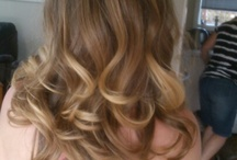 Curl Up and Dye Hairdressing