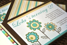 invitations, cards, notes etc