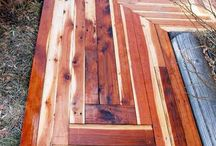 Recycled & Repurposed  / At Lawson Construction we are always looking for new and creative ways to use those left over materials at the job site. We hope you enjoy some of the awesome ideas we have pinned here! Visit us on Facebook to tell us your cool ideas for new recycled materials projects. We would love to hear from you.  https://www.facebook.com/LawsonConstruction