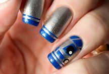 Make Up - Nails / by Jacqui Vriens