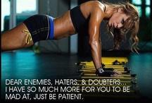 Fitness!! / by Sarah Nicholson