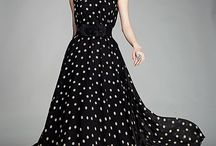 polka dots / anything polka-dotted catches my eye