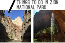Things to do in Zion National Park
