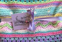 Stuff I made - crochet & knitting finished projects