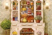 Grafiki - kuchnia / kitchen