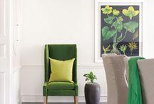 Home Color Pallets