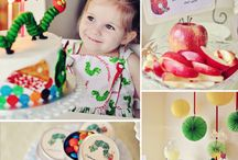Birthday Party Ideas / by Jolene Cormier