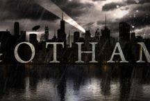 Gotham / promo pics, bts pics