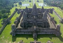 travel / Siam reap is a small religious city in cambodia. Just go around angkor wat temple just simply walking or rent a bicycle.