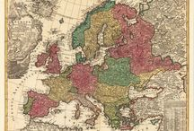 Maps / Cartography is simply beautiful
