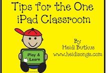 iPad, interactive whiteboard &ICT resources