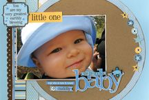 Scrapbooks, layouts and ideas / Layouts and fresh ideas for the scrapbooker / by Niki Cotton