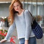 pulovere crosetate