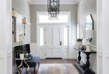 Hallway and entré