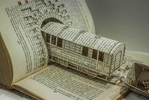 Books Altered / by Judy Gacek