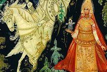 Baba Yaga & Vailisa / Bringing Back the Brave & Being Seen
