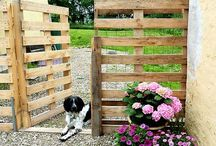 DIY Fence, Furniture