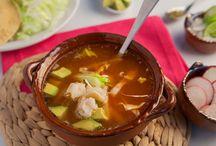 Soups, Caldos & More