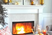 Fire places / by winifred Andre