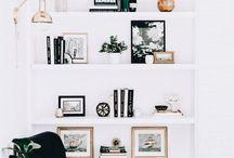 Living Room Decor / Living Room Decor