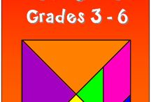 For My Third Graders!!! / by Ashlee Keller