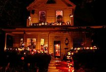 Halloween decorating / by Dennis Cooper