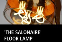 FLOOR LAMP 'THE SALONAIRE' / FLOOR LAMP  'THE SALONAIRE'  1960s Morphy Richards Salonaire Supreme hair dryer complete with original stand, manufactured in West Germany.  The music, the fashion, the hair… Groovy baby!  'THE SALONAIRE' FLOOR LAMP £375.00  #amazing #style #cool #home #loveit
