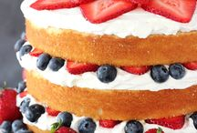 Cake! / No dessert is better than cake! Find cake recipes and beautifully decorated cakes here.