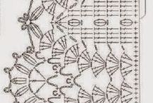 graficos de crochê
