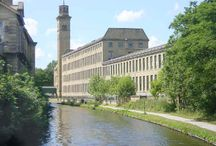 Sunny Saltaire