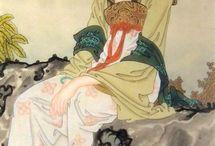 Diosas orientales