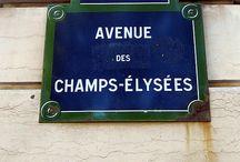 Plaques de carrers