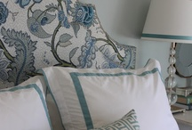 Beds, headboards and cushions
