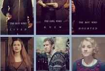 Battle of Hogwarts / Harry Potter